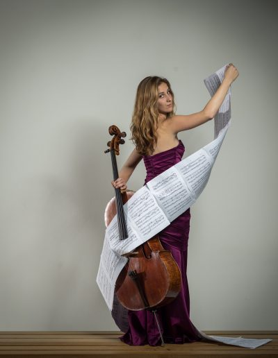 Anna Jacobs Perkins cello IHMS foto Donald van Hasselt