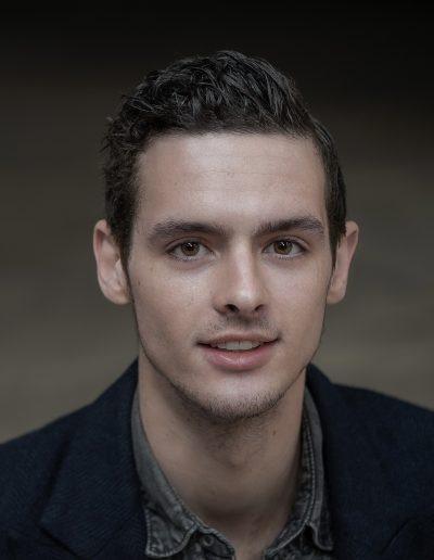 Portretfoto Donald van Hasselt